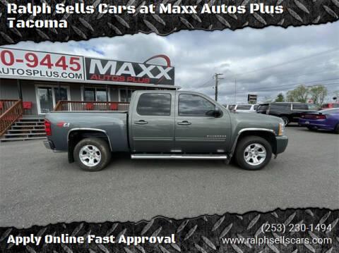 2011 Chevrolet Silverado 1500 for sale at Ralph Sells Cars at Maxx Autos Plus Tacoma in Tacoma WA