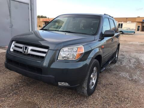 2006 Honda Pilot for sale at BJ International Auto LLC in Dallas TX