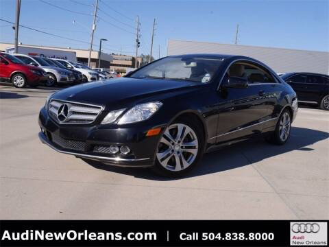 2010 Mercedes-Benz E-Class for sale at Metairie Preowned Superstore in Metairie LA
