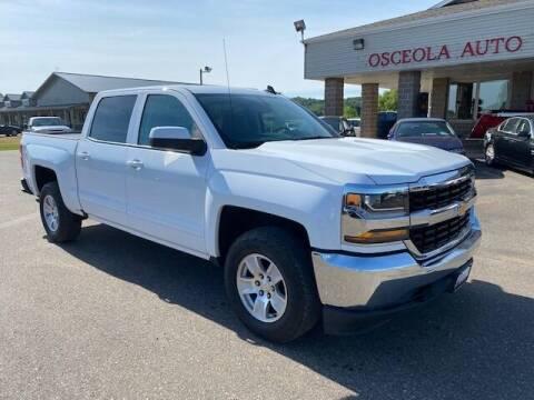 2018 Chevrolet Silverado 1500 for sale at Osceola Auto Sales and Service in Osceola WI