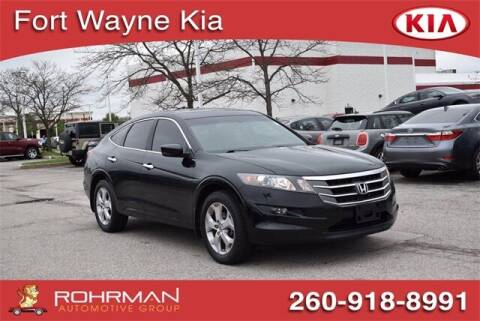 2010 Honda Accord Crosstour for sale at BOB ROHRMAN FORT WAYNE TOYOTA in Fort Wayne IN