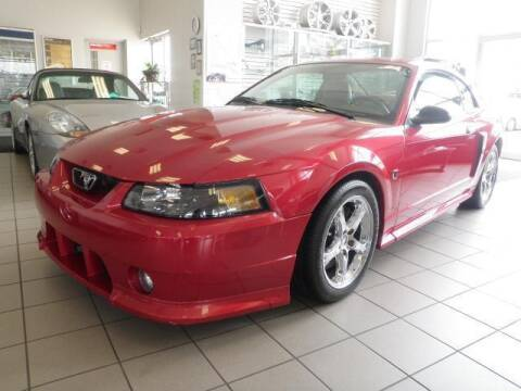 2002 Ford Mustang for sale at Peninsula Motor Vehicle Group in Oakville Ontario NY