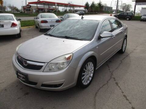2008 Saturn Aura for sale at King's Kars in Marion IA