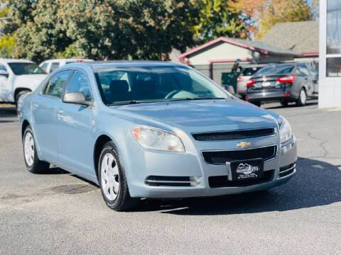 2008 Chevrolet Malibu for sale at Boise Auto Group in Boise ID
