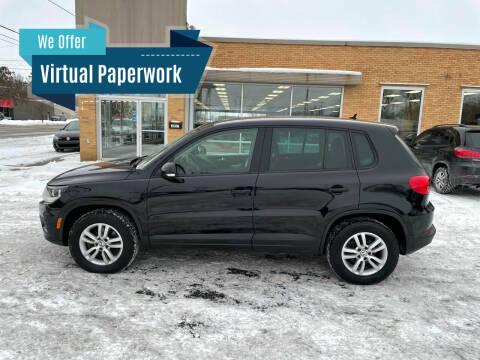 2012 Volkswagen Tiguan for sale at Auto Sport INC in Grand Rapids MI