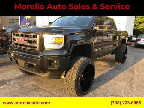 2014 GMC Sierra 1500 for sale at Morelia Auto Sales & Service in Maywood IL