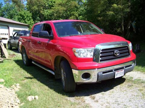 2007 Toyota Tundra for sale at Collector Car Co in Zanesville OH