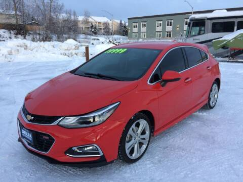 2018 Chevrolet Cruze for sale at Delta Car Connection LLC in Anchorage AK