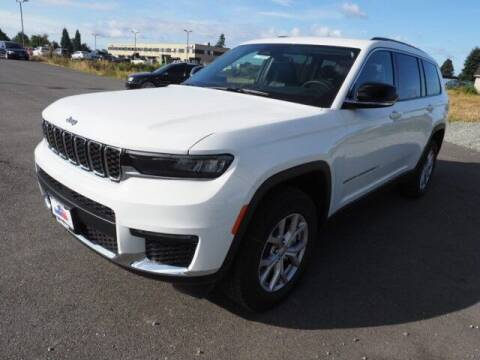 2021 Jeep Grand Cherokee L for sale at Karmart in Burlington WA