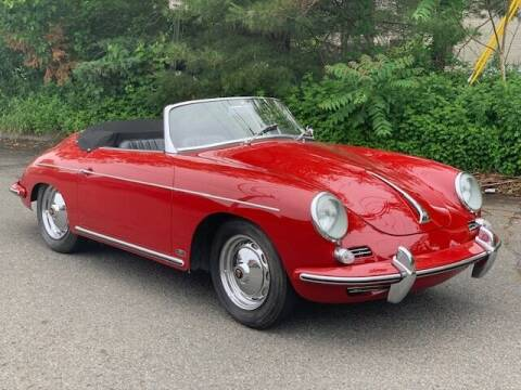 1962 Porsche 356 for sale at Gullwing Motor Cars Inc in Astoria NY