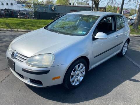 2007 Volkswagen Rabbit for sale at Car Plus Auto Sales in Glenolden PA