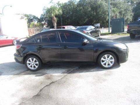 2011 Mazda MAZDA3 for sale at Orlando Auto Motors INC in Orlando FL