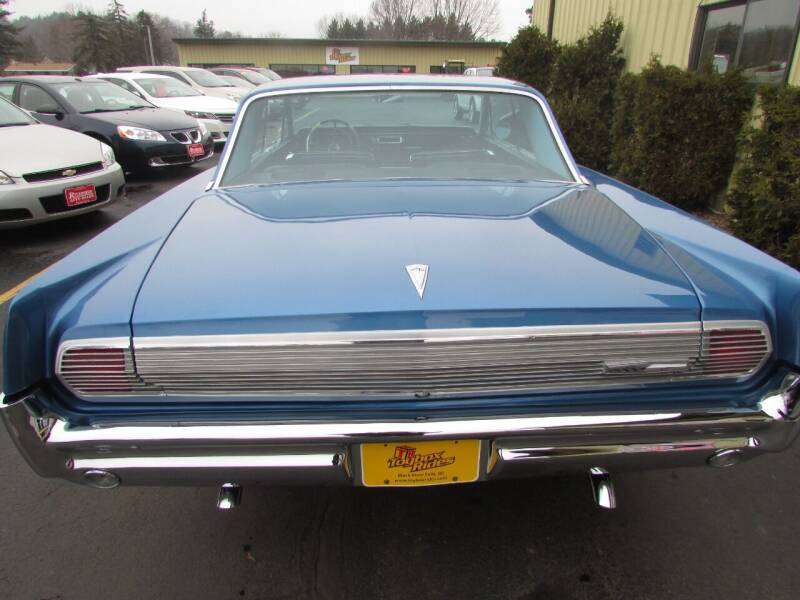 1963 Pontiac Grand Prix  - Black River Falls WI
