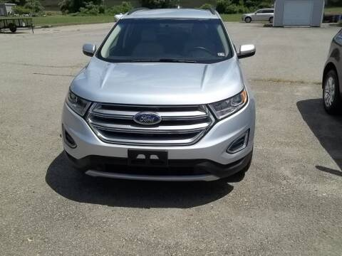 2017 Ford Edge for sale at Gilliam Motors Inc in Dillwyn VA