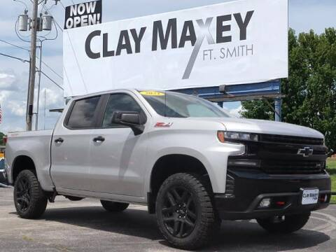 2021 Chevrolet Silverado 1500 for sale at Clay Maxey Fort Smith in Fort Smith AR