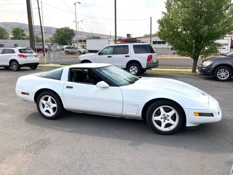 1995 Chevrolet Corvette for sale at University Auto Sales Inc in Pocatello ID