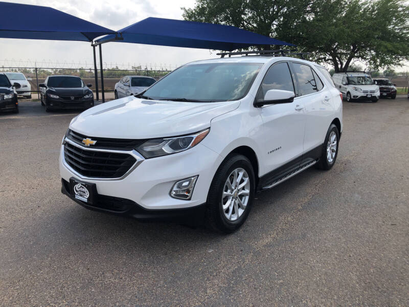 2019 Chevrolet Equinox for sale at Cano Auto Sales 2 in Harlingen TX