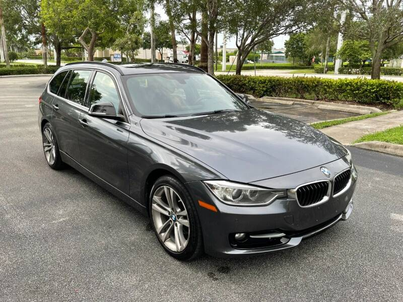 2015 BMW 3 Series for sale at EUROPEAN AUTO ALLIANCE LLC in Coral Springs FL