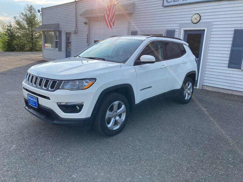 2018 Jeep Compass for sale at CLARKS AUTO SALES INC in Houlton ME