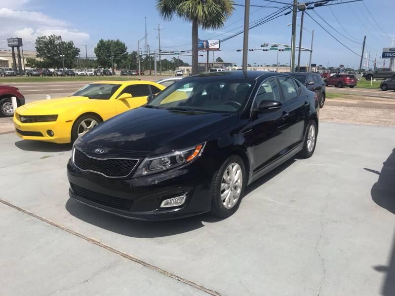 2015 Kia Optima for sale at Advance Auto Wholesale in Pensacola FL