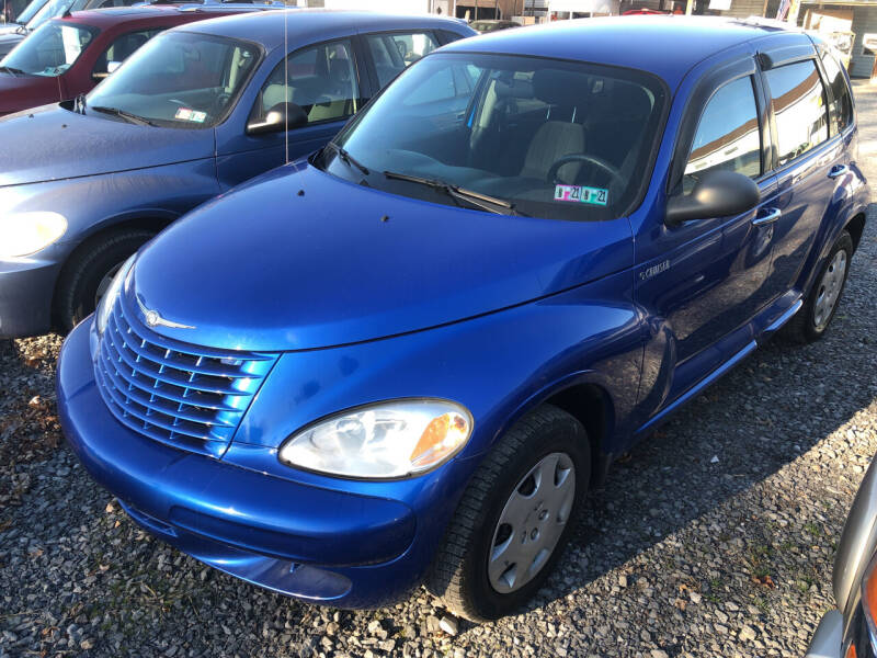 2004 Chrysler PT Cruiser 4dr Wagon - East Freedom PA