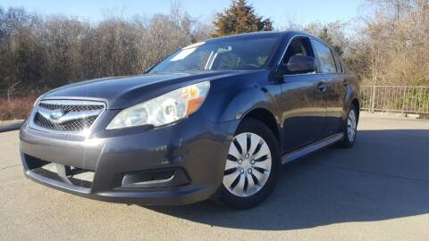 2010 Subaru Legacy for sale at A & A IMPORTS OF TN in Madison TN