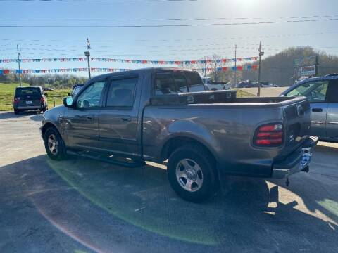 2003 Ford F-150 for sale at Autoway Auto Center in Sevierville TN