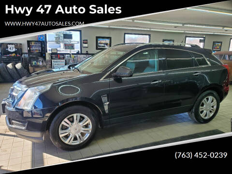 2011 Cadillac SRX for sale at Hwy 47 Auto Sales in Saint Francis MN