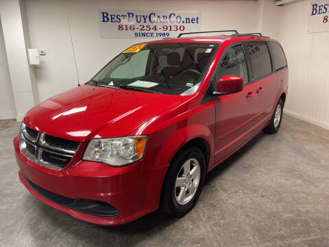 2013 Dodge Grand Caravan for sale at Best Buy Car Co in Independence MO