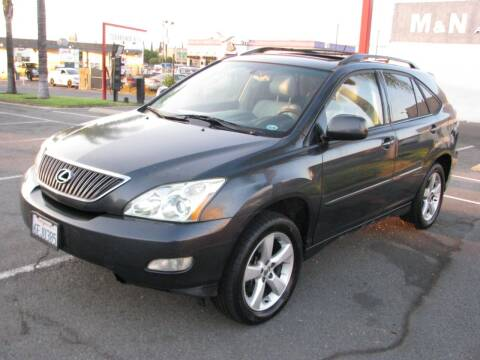 2005 Lexus RX 330 for sale at M&N Auto Service & Sales in El Cajon CA