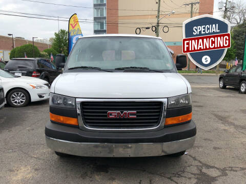 2014 GMC Savana Cargo for sale at 103 Auto Sales in Bloomfield NJ