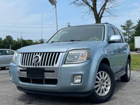 2009 Mercury Mariner for sale at MAGIC AUTO SALES in Little Ferry NJ