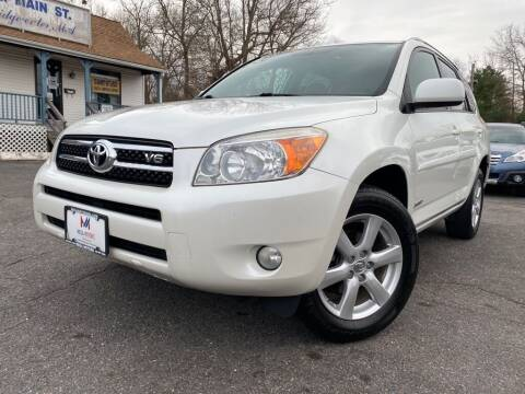 2008 Toyota RAV4 for sale at Mega Motors in West Bridgewater MA