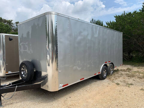 2022 CARGO CRAFT 8.5X22 RAMP for sale at Trophy Trailers in New Braunfels TX