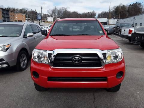 2006 Toyota Tacoma for sale at Auto Villa in Danville VA
