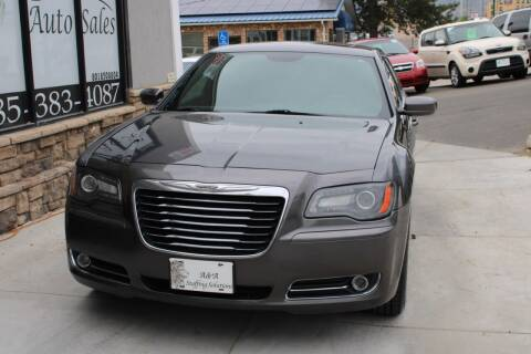 2013 Chrysler 300 for sale at A&A Auto Sales in Orem UT