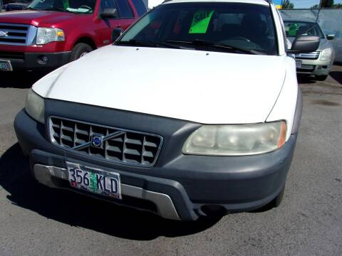 2005 Volvo XC70 for sale at PJ's Auto Center in Salem OR