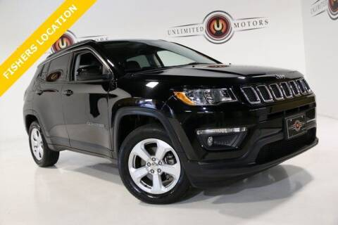 2017 Jeep Compass for sale at Unlimited Motors in Fishers IN