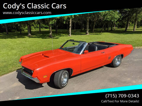 1970 Ford Torino for sale at Cody's Classic Cars in Stanley WI