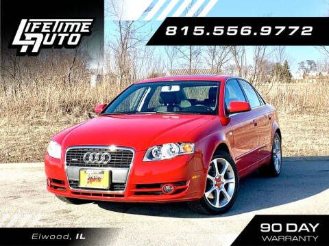 2006 Audi A4 for sale at Lifetime Auto in Elwood IL