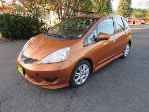 2009 Honda Fit for sale at Triple C Auto Brokers in Washougal WA