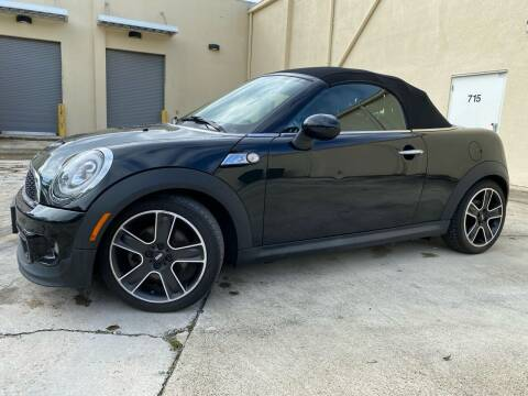 2013 MINI Roadster for sale at Easy Deal Auto Brokers in Hollywood FL