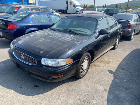 2003 Buick LeSabre for sale at Cliff's Qualty Auto Sales in Spokane WA