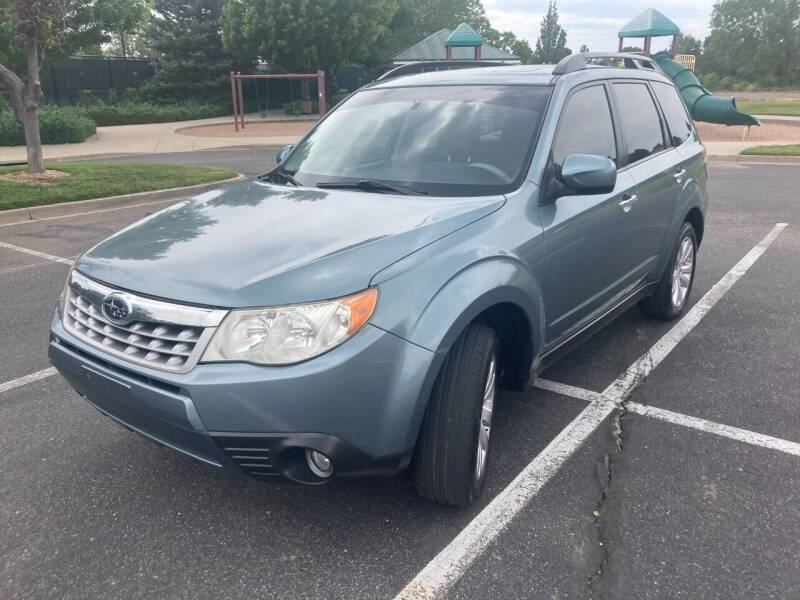 2011 Subaru Forester for sale at The Car Guy in Glendale CO