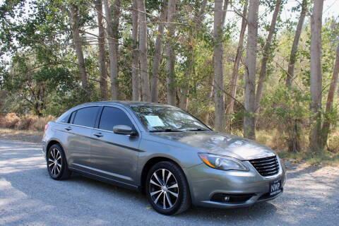 2013 Chrysler 200 for sale at Northwest Premier Auto Sales in West Richland WA