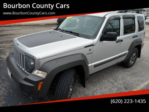 2011 Jeep Liberty for sale at Bourbon County Cars in Fort Scott KS