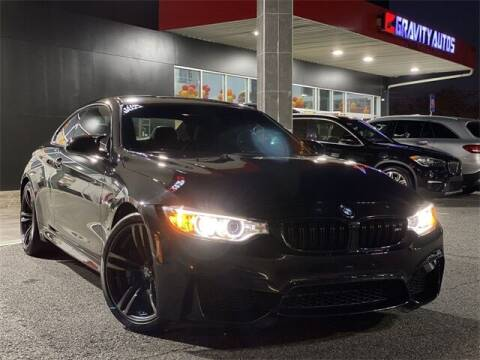 2016 BMW M4 for sale at Gravity Autos Roswell in Roswell GA