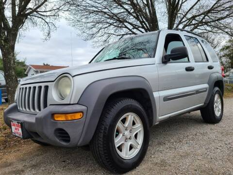 2004 Jeep Liberty for sale at Lake Ridge Auto Sales in Woodbridge VA