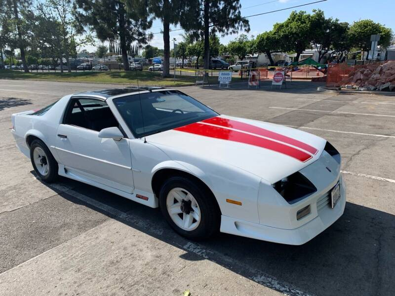 1992 Chevrolet Camaro for sale at Corvette Specialty by Dave Meyer in San Diego CA