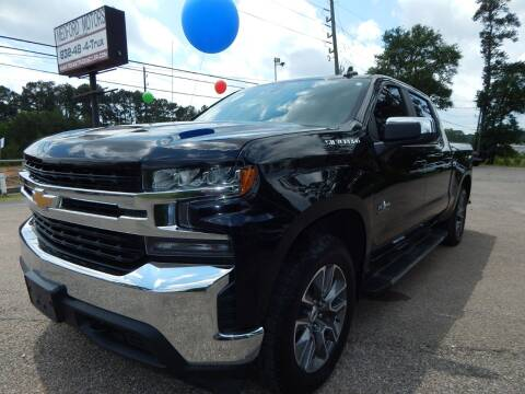 2019 Chevrolet Silverado 1500 for sale at Medford Motors Inc. in Magnolia TX